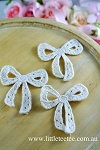 Cotton Bow Motif x1