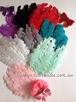 Curly Feather Pads. x 1