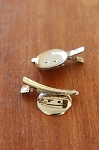 Brooch tray / alligator clip x 5