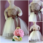 Custom Order Dressmaking - weddings, christenings, birthdays etc
