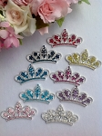 SECONDS Petite Tiara embellishment x 1
