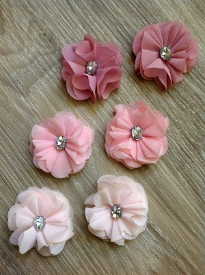 80% off! Seconds flowers. 5cm pinks